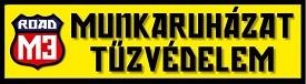 M3 Road munkaruházat, munkavédelem logo