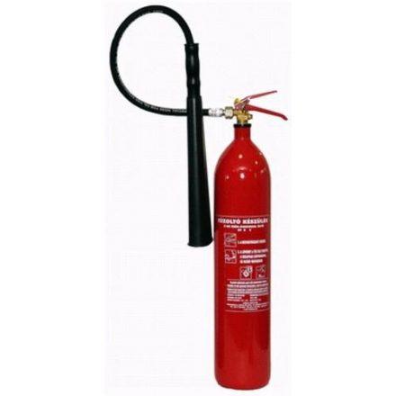 5 kg CO2 gázzal oltó tűzoltó készülék CKM5