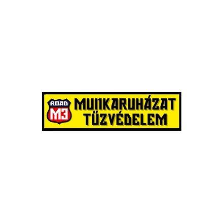 Tűzoltó készülék tartó doboz piros-fekete, KDK 1E-P6R