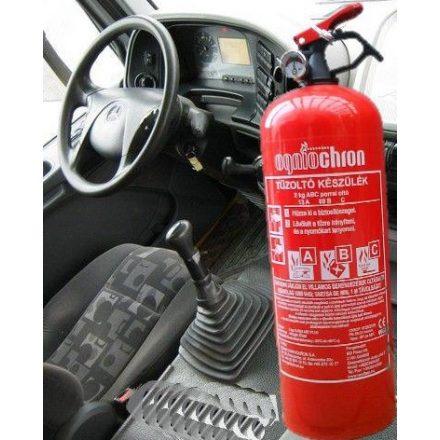 Ogniochron GP-2x 2 kg ABC porraloltó tűzoltó készülék