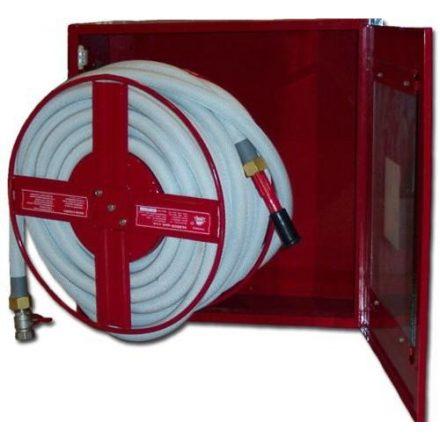 Fali tűzcsapszekrény, kifordítható dobbal TCSK 2s