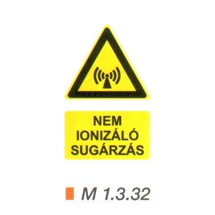 Nem ionizáló sugárzás m 1.3.32
