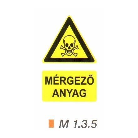 Mérgező anyag m 1.3.5